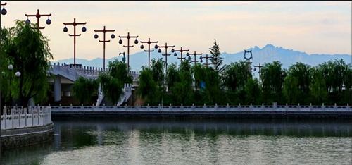 同州湖景区